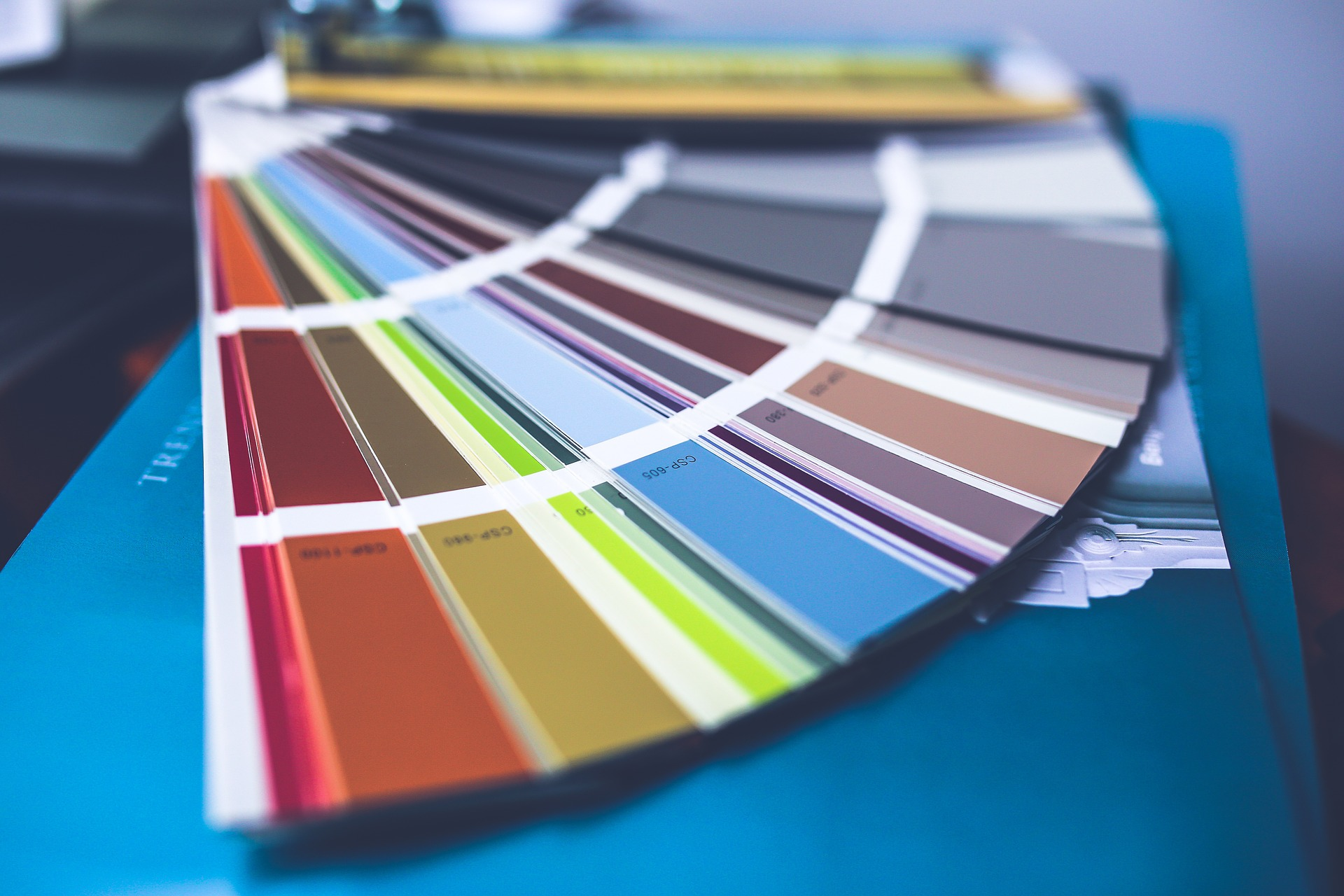 Boligtrend: Indendørs farver i hjemmet
